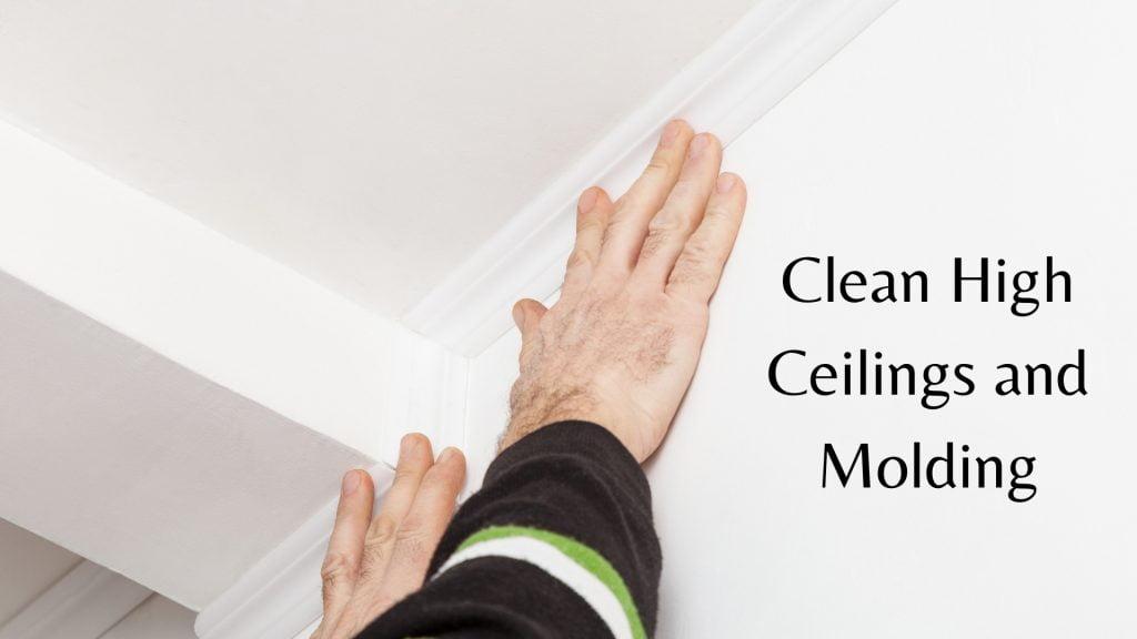 High Ceilings Mold