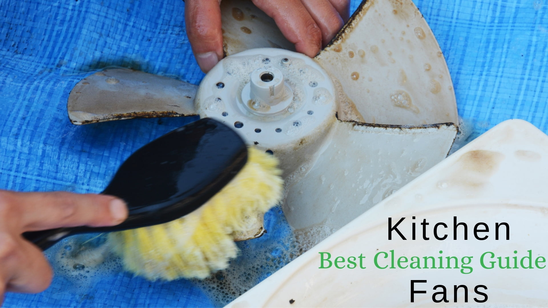 How To Clean Kitchen Fan | Ultimate Guide For Beginner