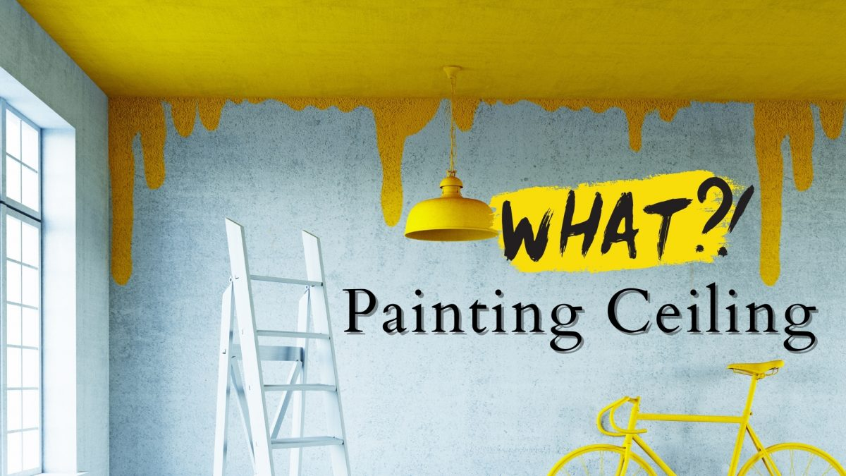 What Color To Paint Ceiling/Walls? | When Should Do It?