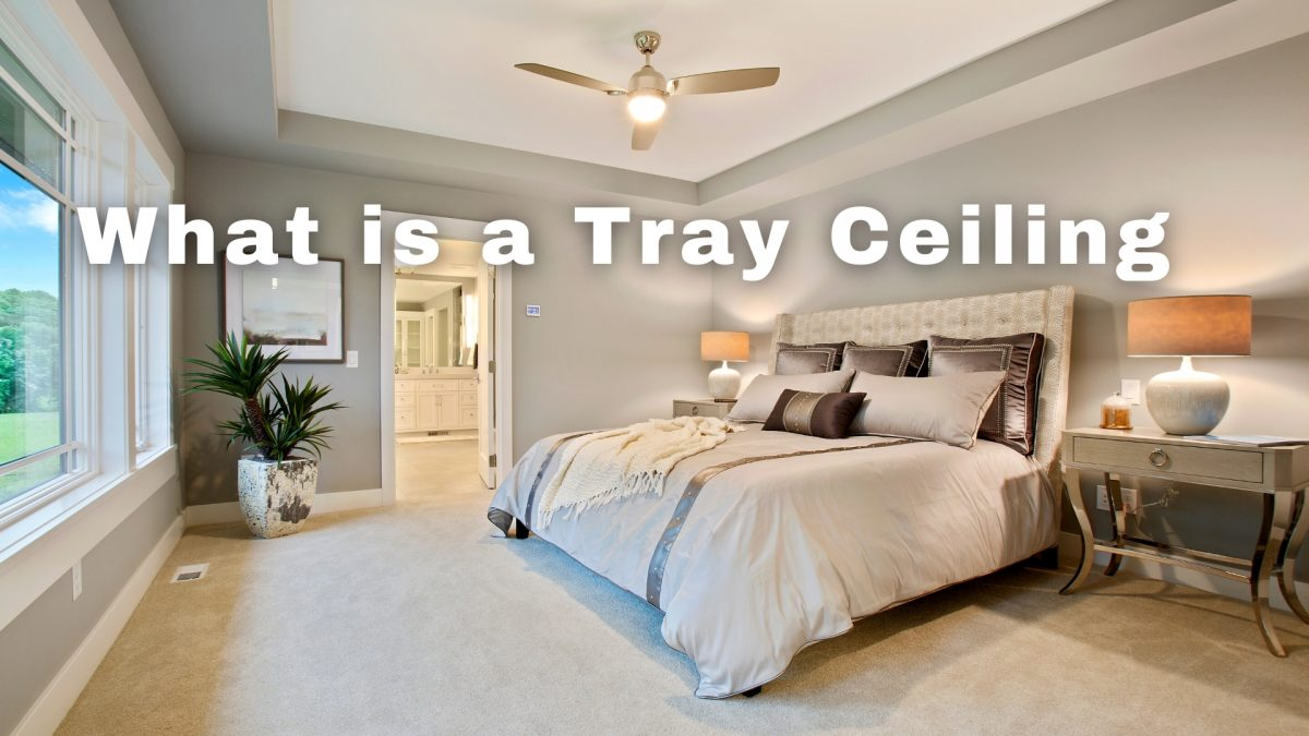 What is a Tray Ceiling? | Difference In Coffered & Tray