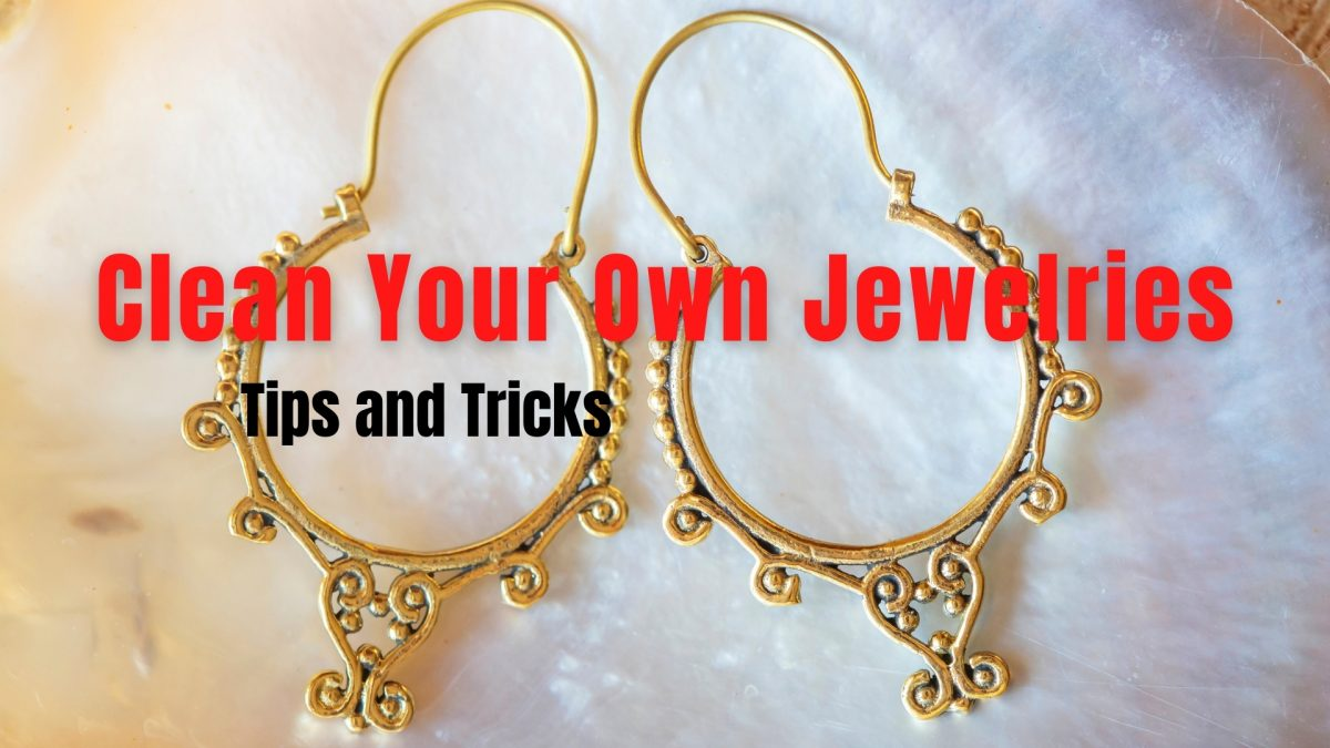 How To Clean Brass Jewelry With 5 Natural Ways