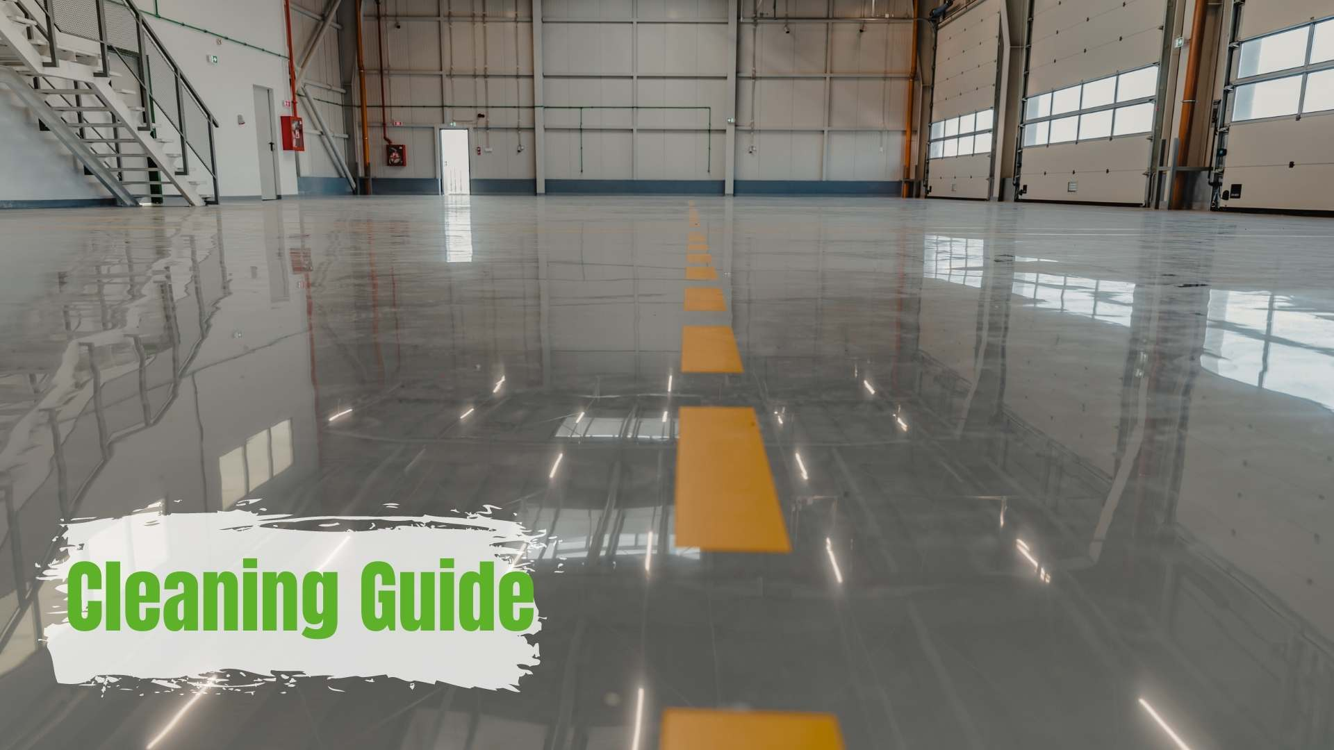 How To Clean Epoxy Floor   An Easy Maintenance Guide