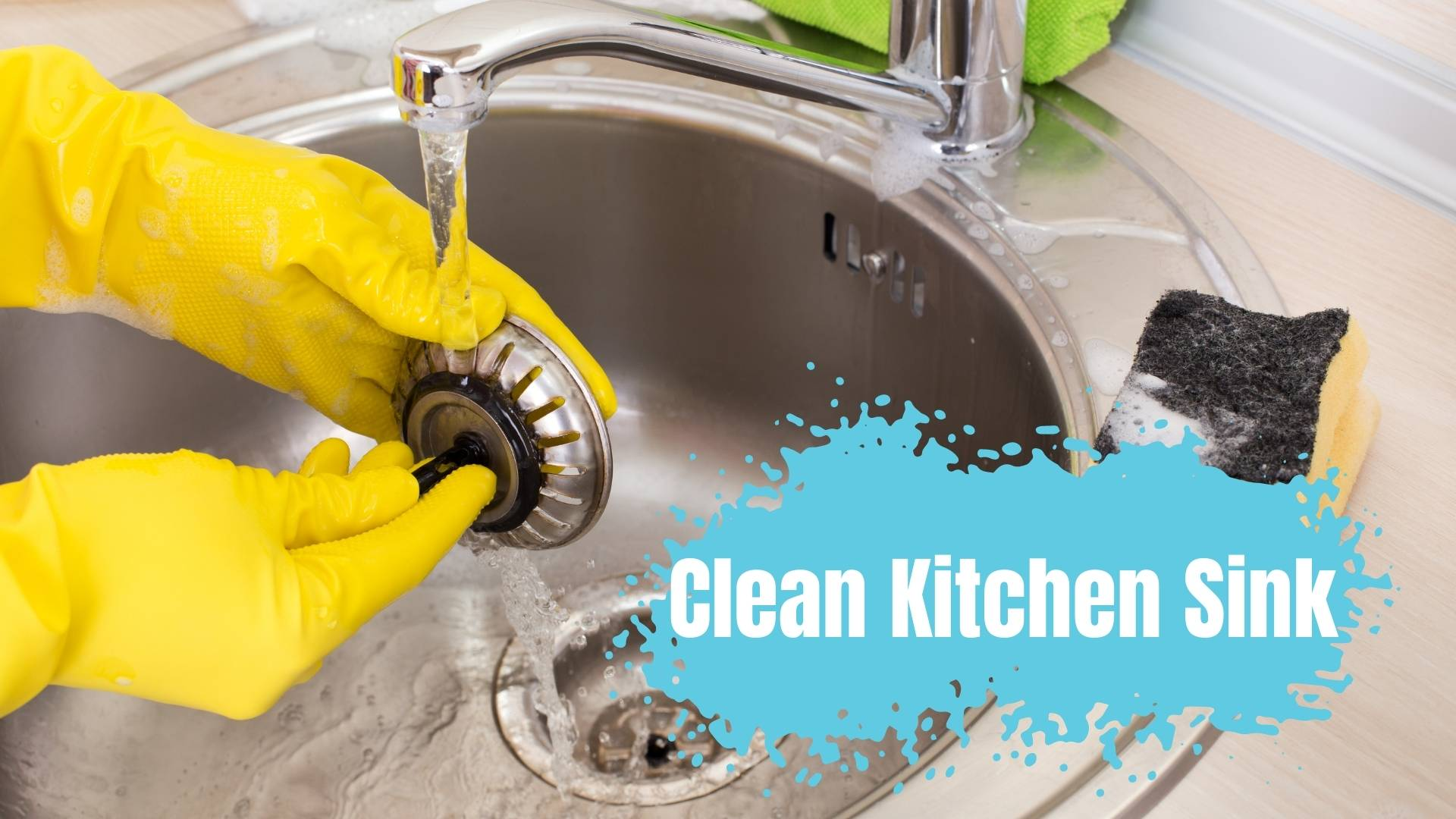 How To Clean Kitchen Sink – Keeping Them Clean
