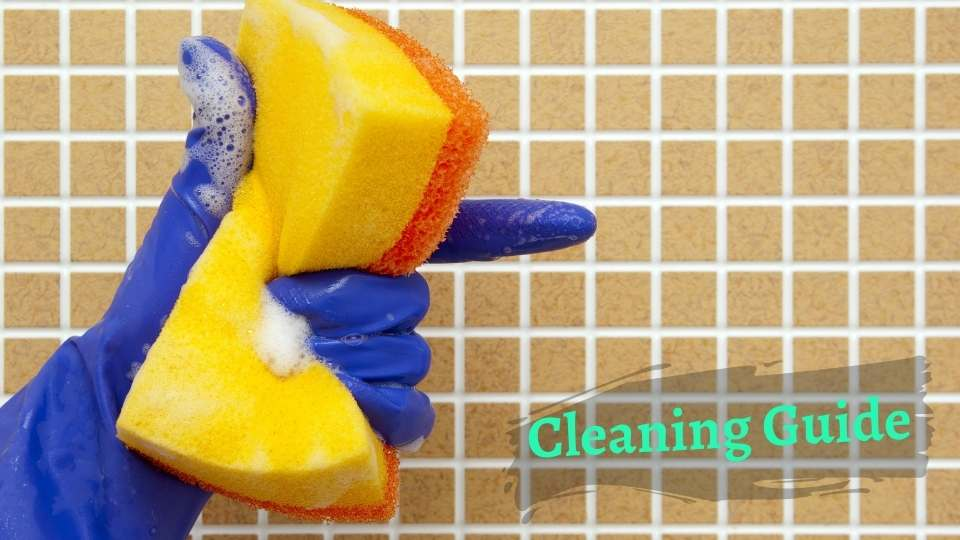 how to clean bathroom fans