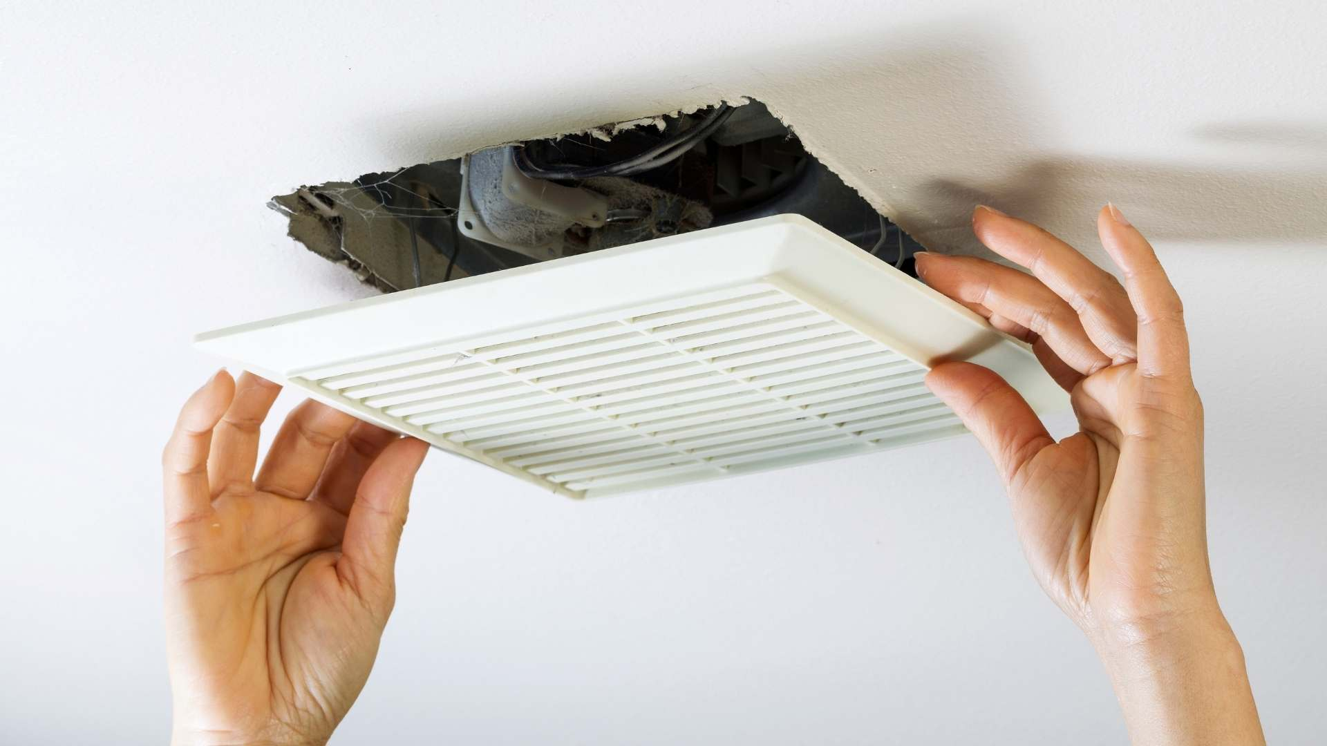 How To Clean Bathroom Vent(Update 2021)